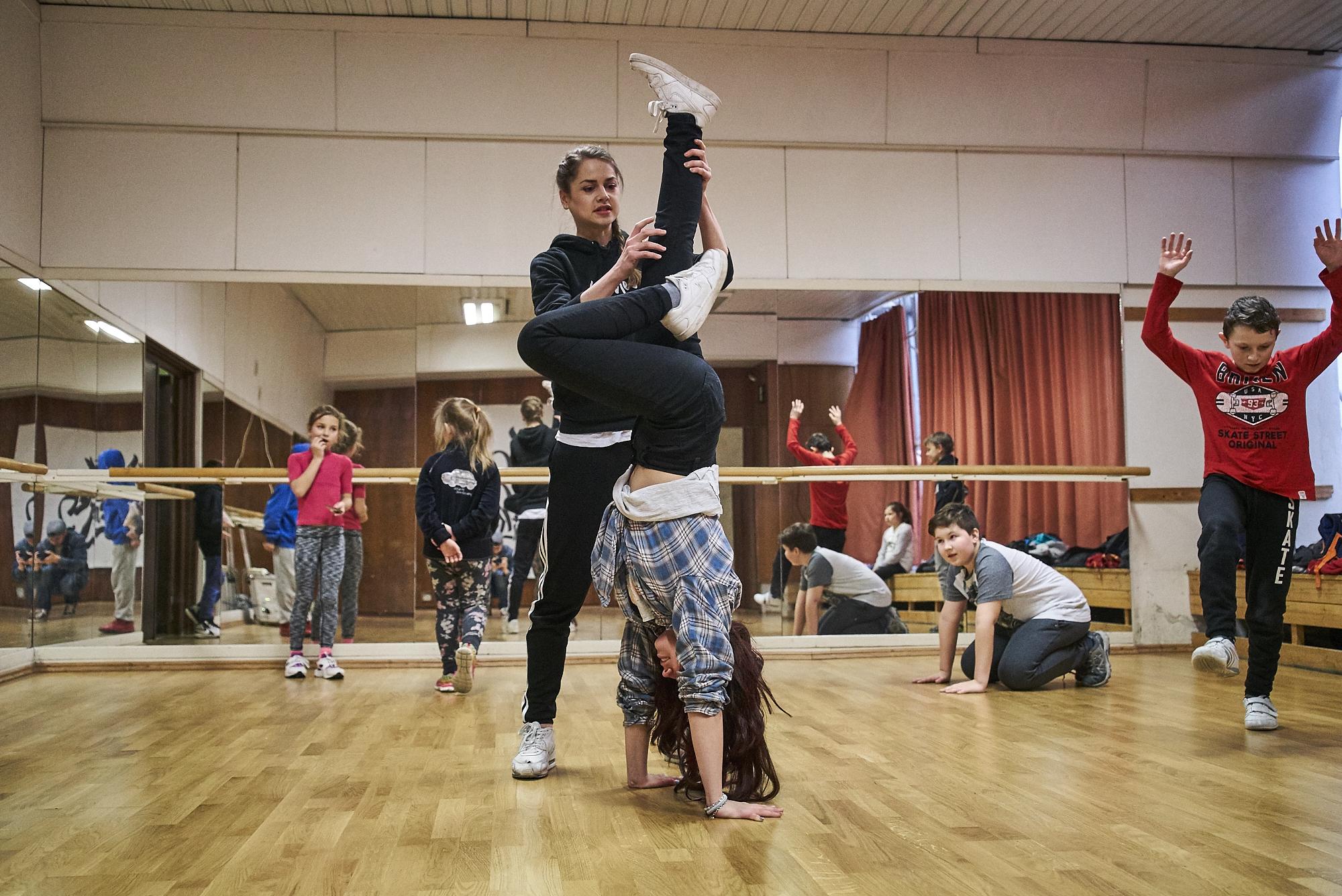 Tréningové tipy pre b-boys a b-girls – 1. časť