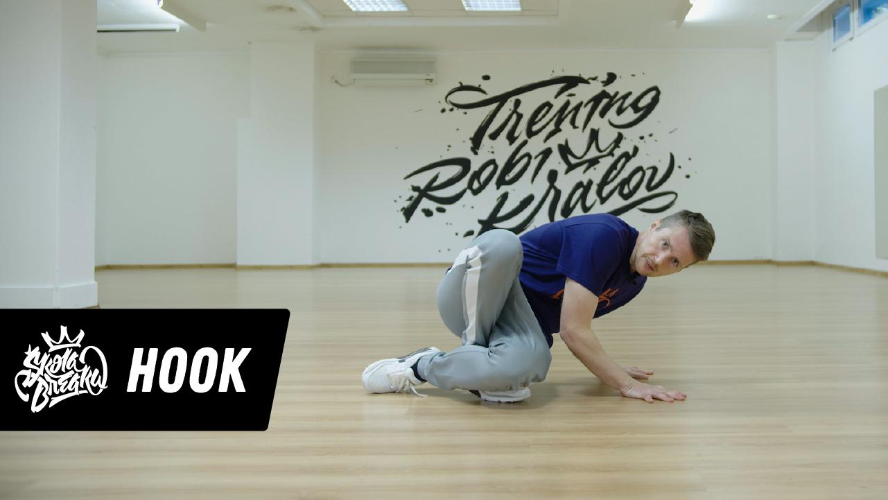 Ako sa naučiť Hook Škola Breaku tutoriál