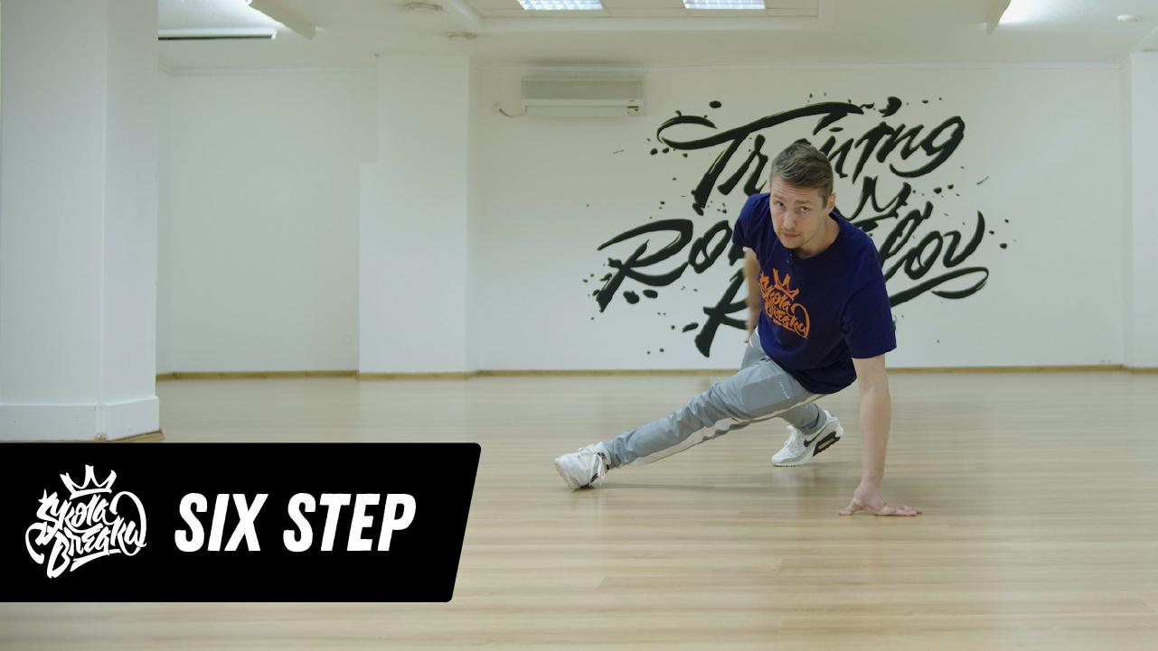 Ako sa naučiť Six Step Škola Breaku tutoriál_obrázok (2)