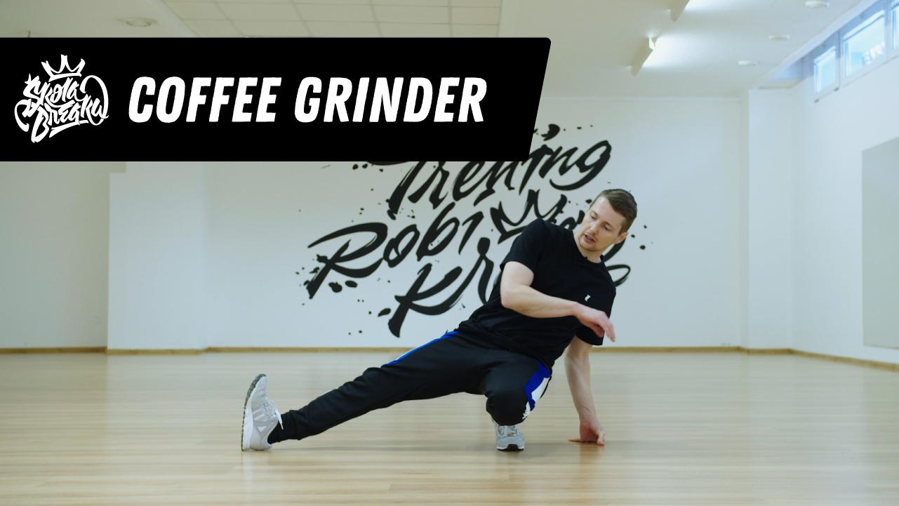 Ako sa naučiť Coffee Grinder + variácie Škola Breaku tutoriál
